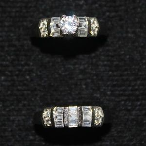 Jewelry - 2 Beautiful Rings size 8